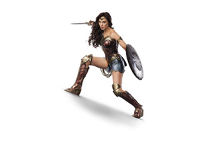 4k Wonder Woman Gal Gadot