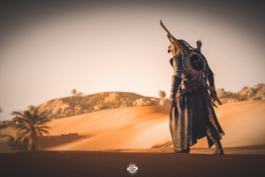 4kassassins Creed Origins Wallpaper