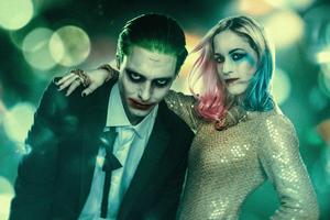 4kHarley Quinn Joker Cosplay