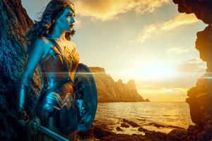 4kwonder Woman Cosplay
