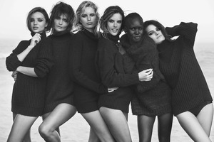 50th Anniversary Of The Pirelli Calendar 2018 Monochrome