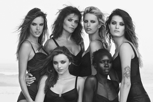 50th Anniversary Of The Pirelli Calendar Wallpaper