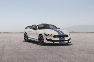 5k 2020 Shelby GT350 Heritage Edition Wallpaper