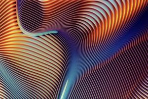 5k Abstract Shapes Retina Display
