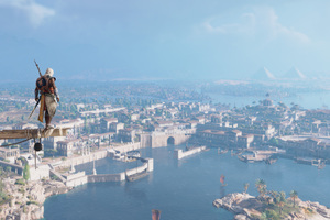 5k Assassins Creed Origins 2018