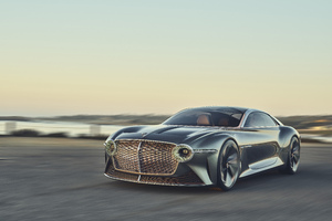 5k Bentley EXP 100 GT 2019 Wallpaper