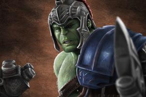 5k Hulk Wallpaper