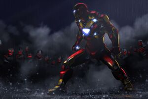 5k Iron Man 2018