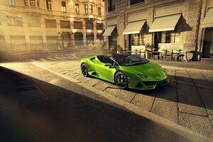 5k Lamborghini Huracan EVO Spyder