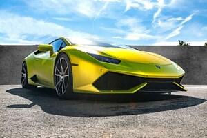 5k Lamborghini Huracan