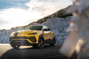 5k Manhart Lamborghini Urus 800 2019 Wallpaper