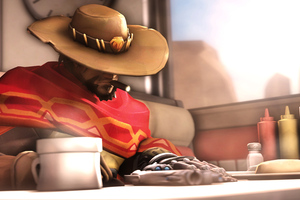 5k Mccree Overwatch