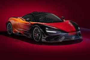 5k McLaren 765LT