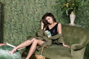 5k Miranda Kerr Wallpaper