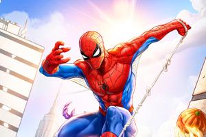 5k Spiderman 2018