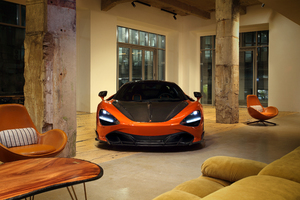 5k TopCar McLaren 720S Fury 2021 Wallpaper
