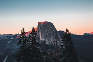 5k Yosemite National Park Wallpaper