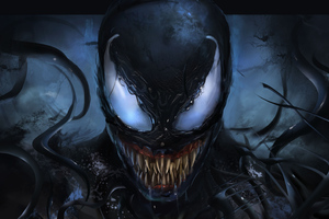 5kvenom Wallpaper