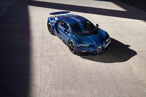8k 2021 Bugatti Chiron Pur Sport Wallpaper