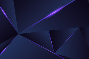 8k Abstract Purple Hint Wallpaper