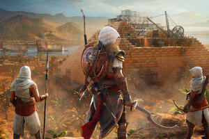 8k Assassins Creed Origins