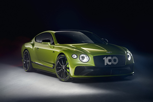 8k Bentley Continental GT Pikes Peak 2019 Wallpaper