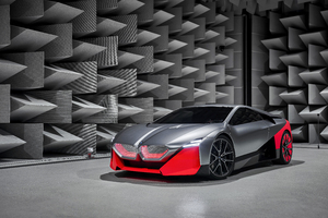 8k BMW Vision M NEXT 2019 New