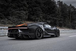8k Bugatti Chiron Prototype 2019 Wallpaper