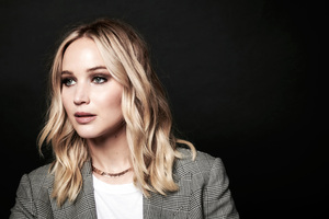 8k Jennifer Lawrence Wallpaper