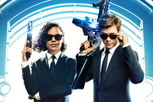 8k Men In Black International 2019
