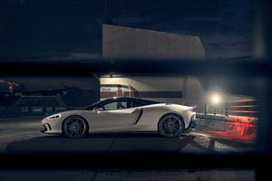 8k Novitec McLaren GT 2020 Wallpaper