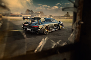 8k Novitec McLaren Senna 2020 Wallpaper