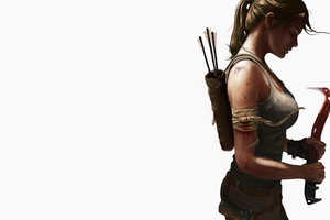 8k Tomb Raider Lara Croft Wallpaper