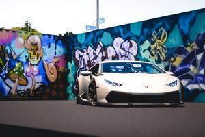 8k Vorsteiner Lamborghini Huracan 2019