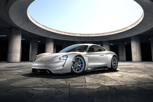 918 Spyder Porsche Wallpaper