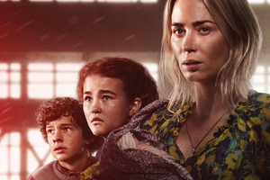 A Quiet Place Part II 2020 8k Wallpaper