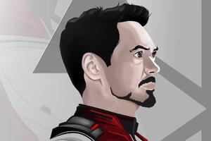 Aavengers Endgame Tony Stark