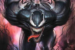 Absolute Venom 4k Wallpaper
