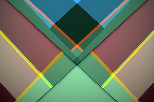Abstract Art Geometry Shapes