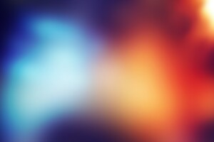 Abstract Blur Flare