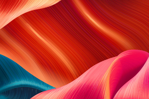 Abstract Colorful 4k