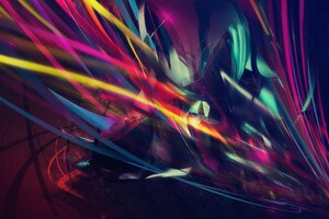 Abstract Colorful Background Hd