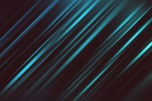 Abstract Dark Glowing Lines 4k Wallpaper