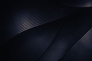 Abstract Dark Shapes Light 4k Wallpaper