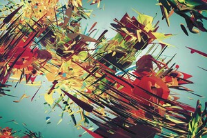Abstract Digital Art Wallpaper