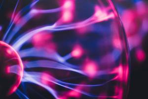 Abstract Energy Glow 4k