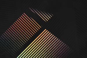 Abstract Lines Shapes 4k Wallpaper