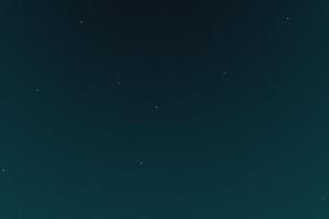Abstract Minimalism Stars Sky