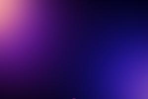 Abstract Purple Blue Blur 8k Wallpaper