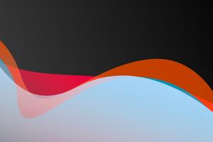 Abstract Retro Art 8k